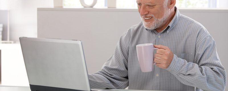 Formación online para mayores