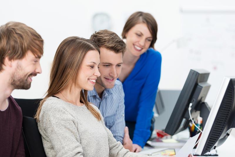 Quién debe fomentar la formación online