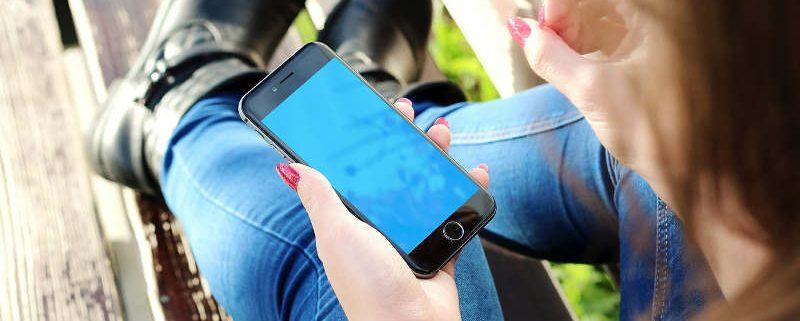 formación online desde el teléfono móvil