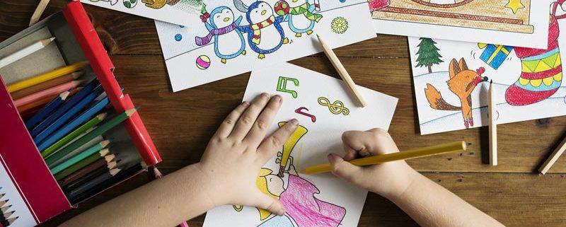 formación online en los niños
