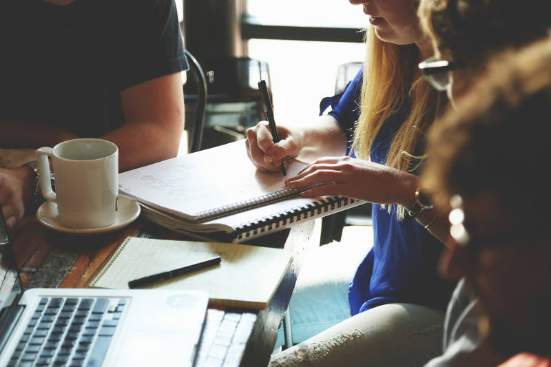 La metodología colaborativa en la formación online